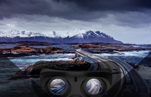 超轻薄arpara 5K VR头显评测:为重量做减法,为体验做加法