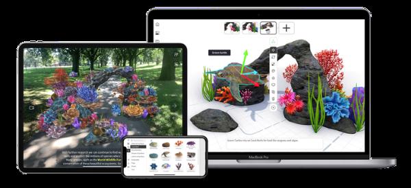 支持AR查看及交互:澳大利亚3D教学建模平台JigSpace完成470万美元融资