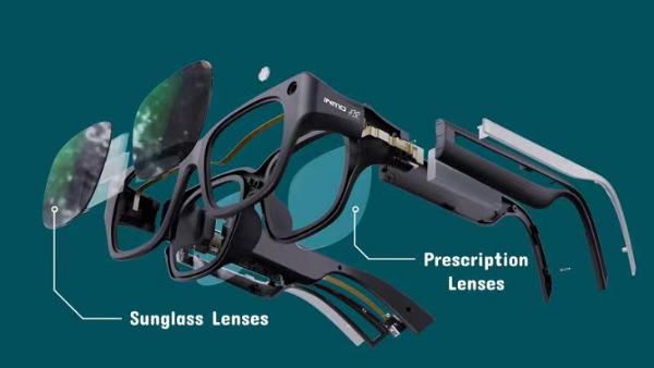 """影目科技发布全新消费级AR智能眼镜 """"INMO AIR"""""""