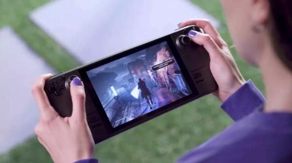 """或能玩「Beat Saber」:Valve发布可运行3A级PC游戏的全新掌机""""Steam Deck"""""""
