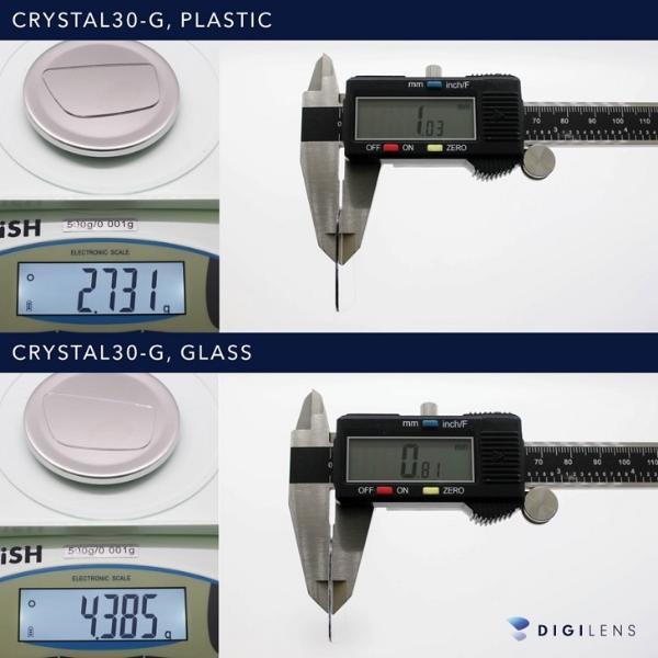 美国波导显示屏厂商DigiLens与三菱化学合作推广高性能低成本塑料波导