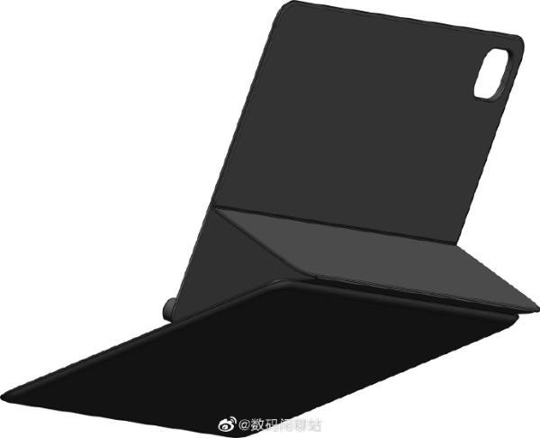 小米平板官方配件曝光 一套完整的生产力