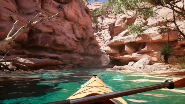 VR皮划艇游戏「Kayak VR:Mirage」抢先体验版即将登陆Steam