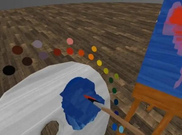 兼容WebXR浏览器:「Brushwork VR」提供免费VR绘画应用体验