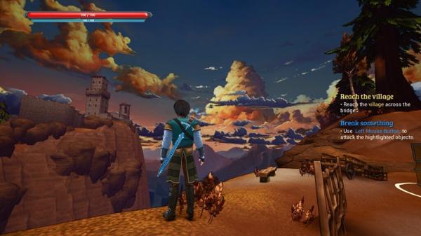 VR冒险游戏「Iragon」启动Kickstarter众筹