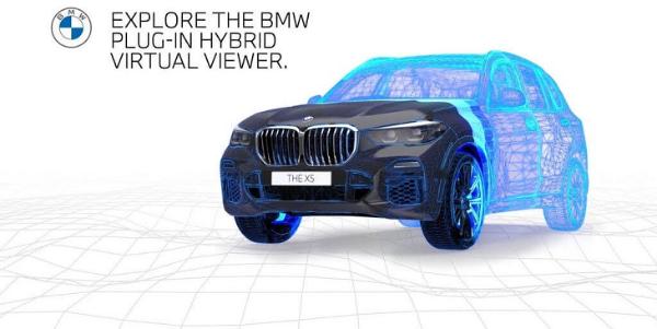 面向消费者:宝马正在积极采用VR技术推广最新项目