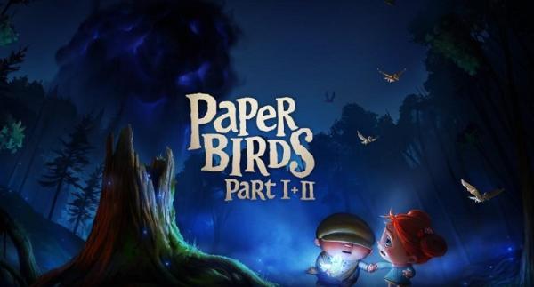 VR动画「Paper Birds: Part I & II」登陆Oculus Quest