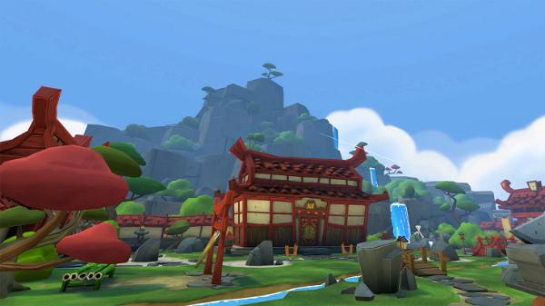 VR休闲游戏「水果忍者VR 2」即将登陆Steam