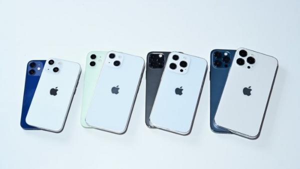 iPhone 13全系机模亮相:相机模组变了