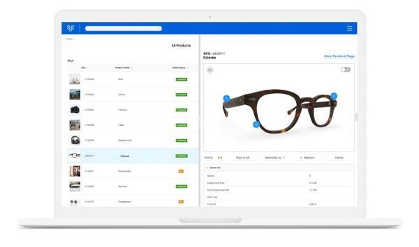 Snap收购3D&AR可视化商品解决方案商Vertebrae