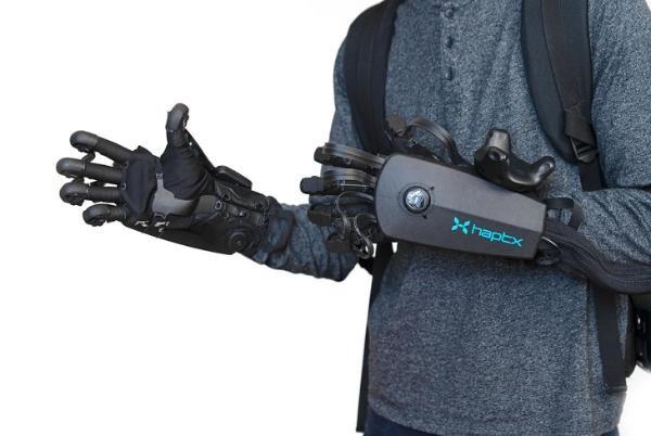 美国VR触感手套厂商HaptX完成1200万美元A-1轮融资