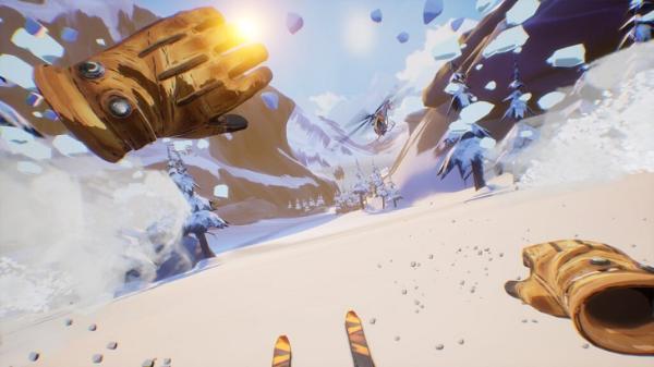 VR动作射击游戏「Fracked」将于8月20日登陆PSVR