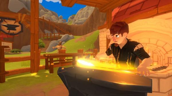 VR冒险游戏「A Township Tale」开启预购