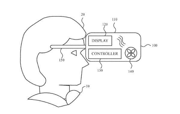 苹果正在为其VR头显开发空调系统