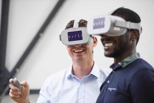 VR培训平台Virti完成1000万美元A轮融资