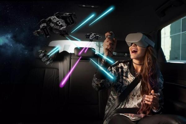 旨在创建沉浸式车载互动体验:德国沉浸式车内娱乐厂商Holoride发布Elastic SDK