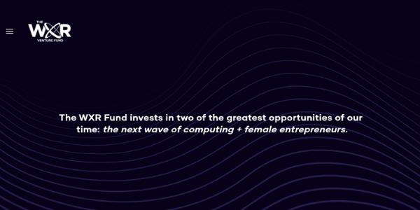 支持女性科技创企:西雅图投资公司WXR Fund筹集500万美元