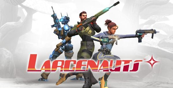 "VR射击游戏「Larcenauts」发布""Immersion Overload""更新"
