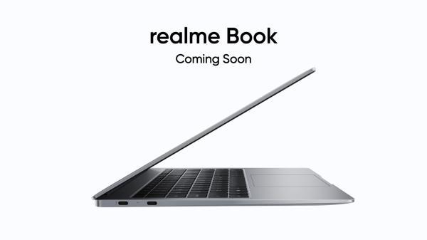realme笔记本公布:外观设计高度一体化