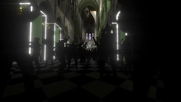 观看量超7千万,Unity帮助这场VR音乐狂欢走进巴黎圣母院