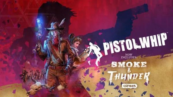涨价在即:VR动作射击游戏「Pistol Whip」全新DLC 12日发布