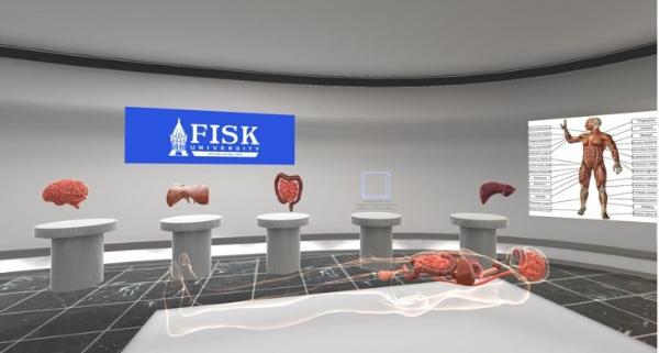 美费斯克大学与HTC Vive合作推出新型VR医疗实验室