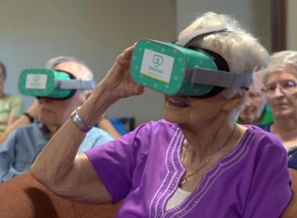 旨在增强老年人幸福感,美VR解决方案商Rendever获NIA 200万美元拨款