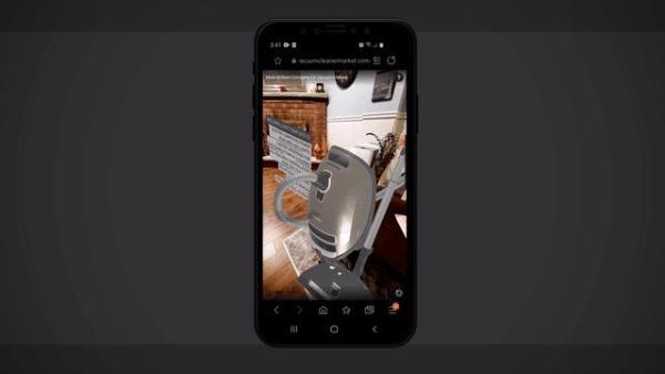 Nextech AR Solutions推出基于WebXR技术的全新AR广告