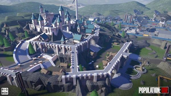 "VR""吃鸡""游戏「Population: One」推出""Kingdom Age""更新"