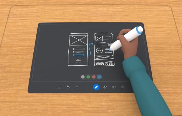 Facebook发布VR远程协作应用「Horizon Workrooms」