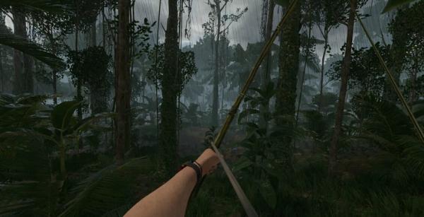 VR冒险生存游戏「Green Hell VR」推迟至2022年第一季度发布