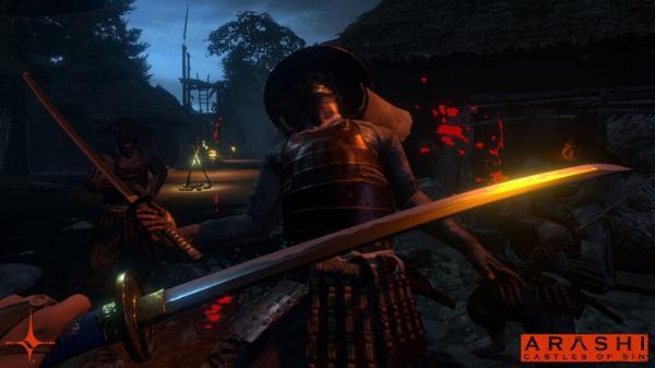 日本战国风格潜行动作游戏「岚:罪恶城堡」登陆PSVR