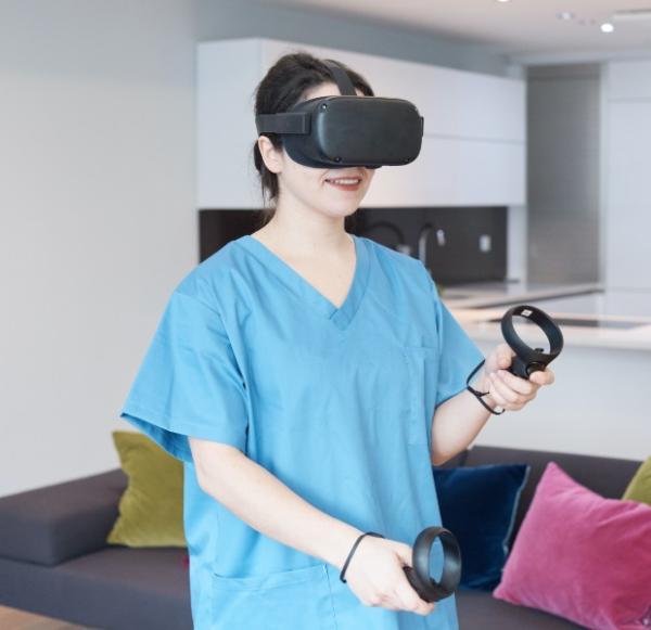 提供力反馈触觉交互体验:FundamentalVR发布VR手术平台最新更新