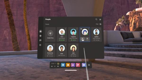 Facebook正式推送Oculus Quest v32更新