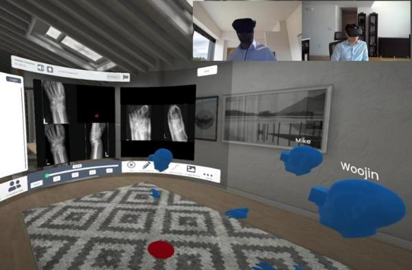SieVRt成为加拿大首个获批二类医疗设备标准的VR放射平台