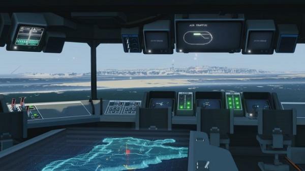 VR军事模拟战略游戏「Carrier Command 2 VR」将于8月10日登陆Steam
