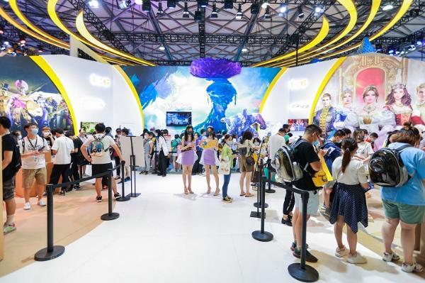 2021年第十九届ChinaJoy圆满闭幕,感恩各方一路携手相伴
