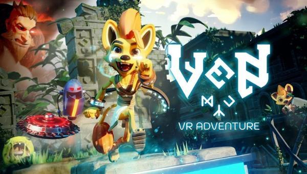 VR冒险游戏「Ven VR Adventure」Quest版8月12日发布
