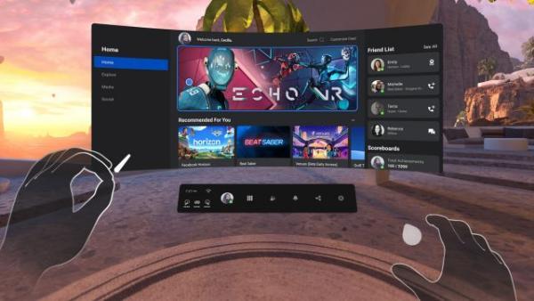 2年12项新功能,脸书如何将Quest打造成VR消费市场No.1?