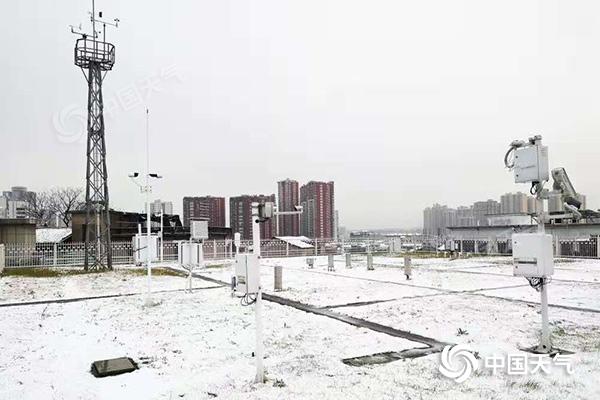 中东部气温开始回升 南方雨雪渐减弱
