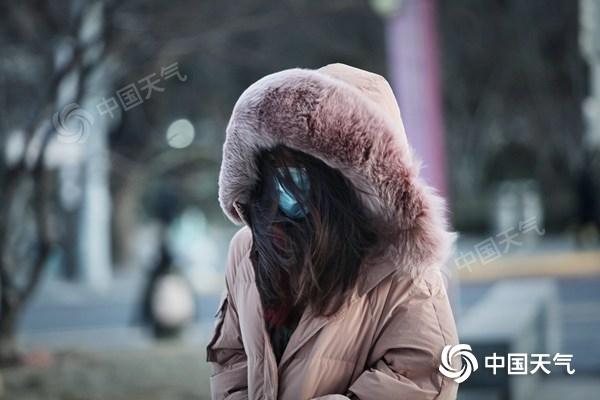 灵魂拷问:北京今天真的比北极还冷吗?