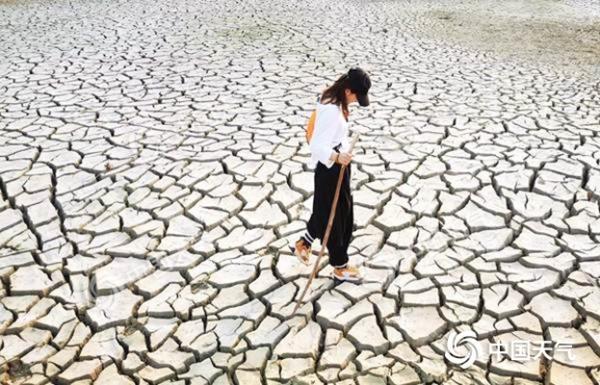 广西气象干旱发展喜雨