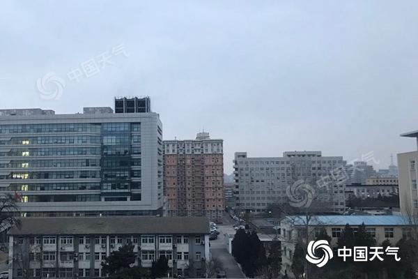 北京今天主要是晴天 下周初将有风 天气寒冷