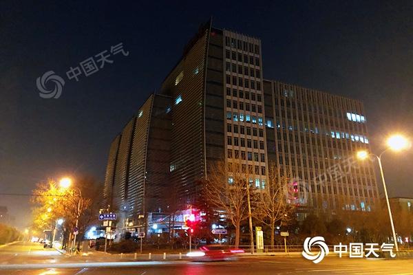 """升升升!北京天气继续唱""""晴""""歌 最高气温将升至6℃"""
