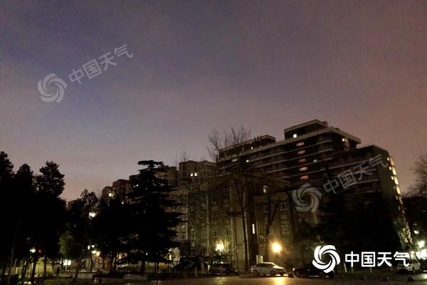 今天白天北京风寒效应明显 明后天气温回升最高气温可达7℃-资讯-中国天气网