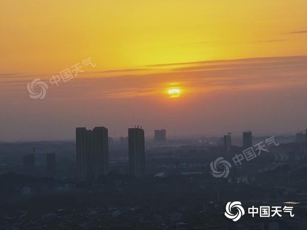 湖南今起开启回暖模式 最高气温可升至15℃以上