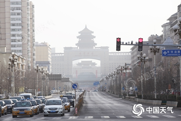 沙尘已进京!北京城区出现中度污染 15日后空气质量彻底转好