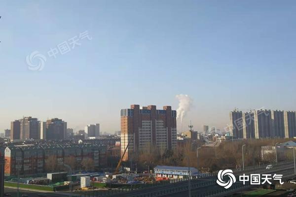 弱冷空气影响内蒙古风雪再来 后天全区最高温将不足零下10℃