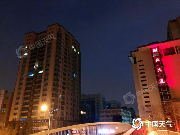 北京今天云量增加 风冷模式正式开启