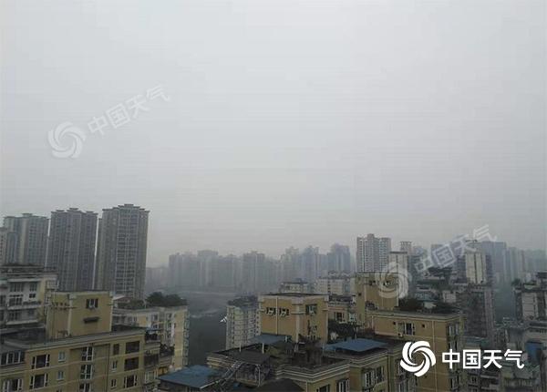 重庆今起迎新一轮雨雪天气 高山地区注意低温冻害